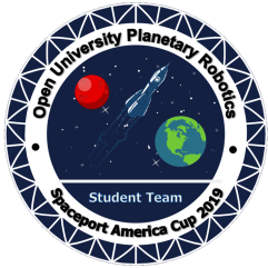 SAC 2019 Mission Patch